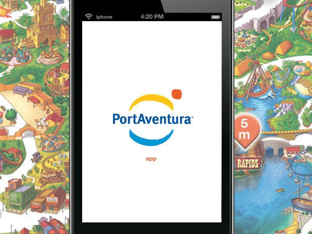 PortAventura app