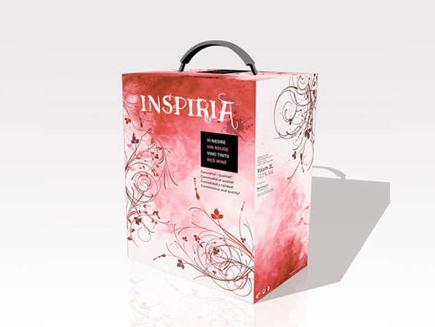 Bag in box Inspiria